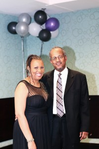 The Delores Foundation - Rev. Vanessa Carter and husband Michael Carter