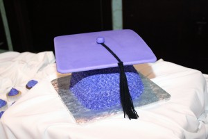 ReDream Black Tie Scholarship Gala Cake